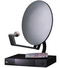 Satellite TV Kit