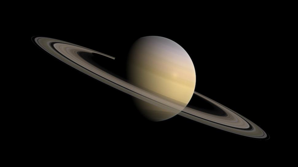 Está chovendo diamantes em Saturno e Júpiter - Blog ...