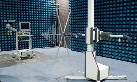 O aparelho final provavelmente será muito menor do que o protótipo, que usa uma enorme antena para ter um alcance de 60 metros. [Imagem: SAVELEC]