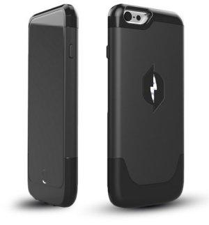 A ideia é inicialmente incorporar a antena de reciclagem de energia em capas de celulares.  [Imagem: Nikola Labs / Divulgação]